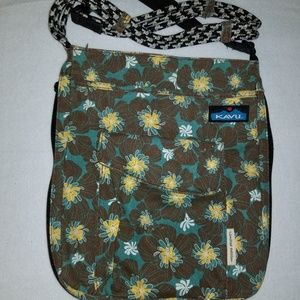 KAVU Limited Edition Lilly Pad Rope Sidewinder